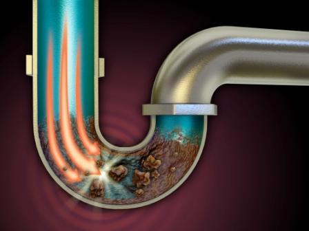 خطرات و مشکلات ریختن اسید در چاه فاضلاب