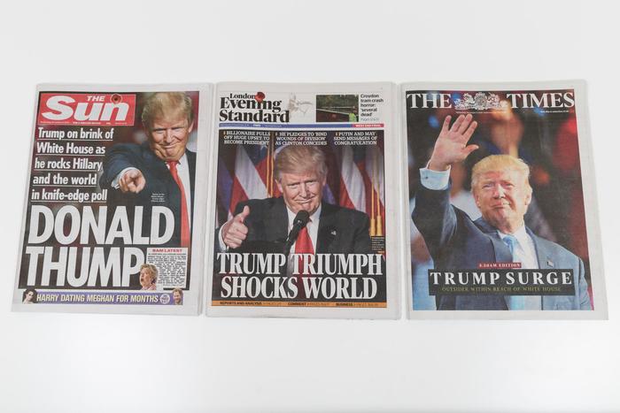 #ترامپ...یک دیوانه یا نابغه ای منحصر به فرد؟!