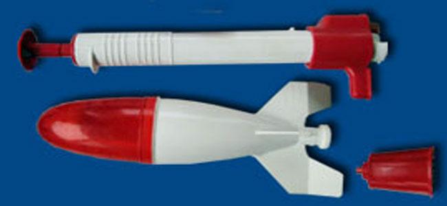 موشک آبی