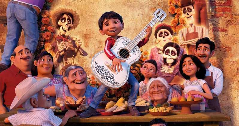 یه خانواده دوست داشتنی مکزیکی با اعتقادات عجیبشون