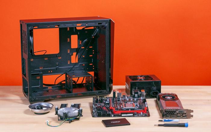 نکاتی درباره ی مونتاژ و راه اندازی رایانه