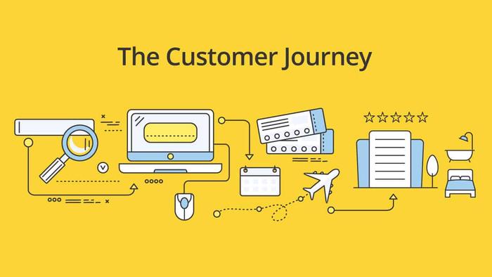 نحوه ایجاد نقشه سفر مشتری برای طراحی بهتر محصول