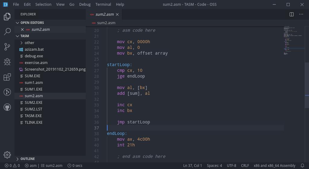بخش دوم: نحوه اجرا و دیباگ یک برنامه در داس باکس