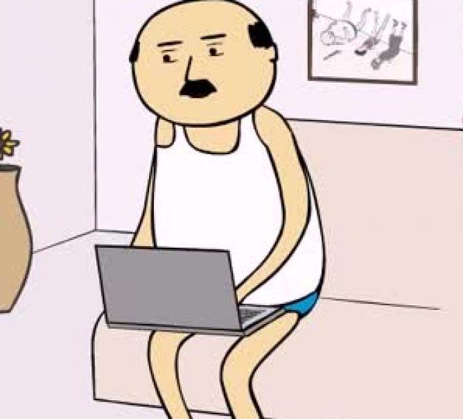 کلاسِ آنلاین خطرناکه حسن! یک رخدادِ کوتاهِ تامل برانگیز!