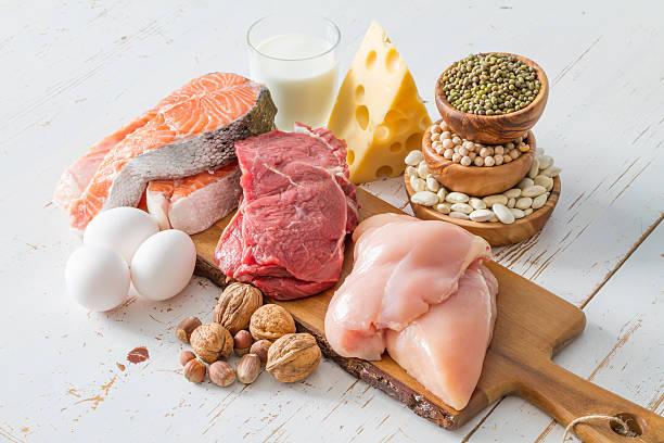 چرا پروتئین برای تمرین با وزنه مهم است؟