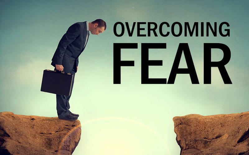 غلبه بر ترس در مسیر هدف گذاری