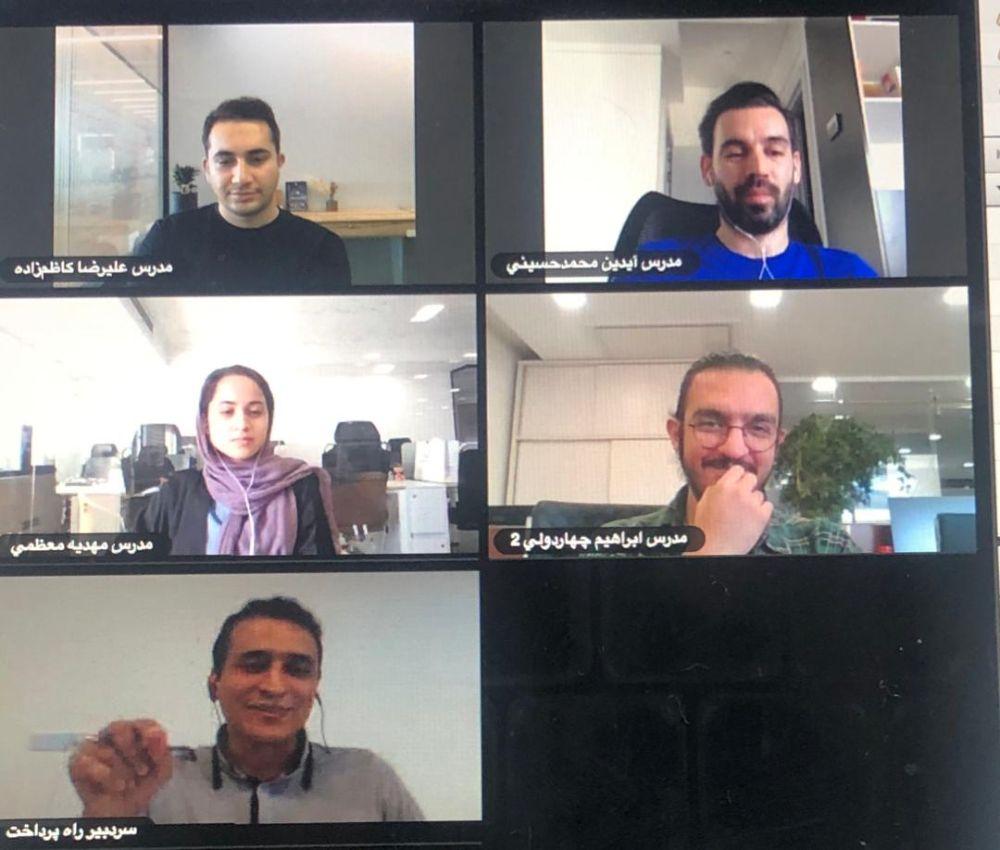 چهارمین روز از نشست ۴ روزۀ فعالان روابط عمومی (PRTalk1400)