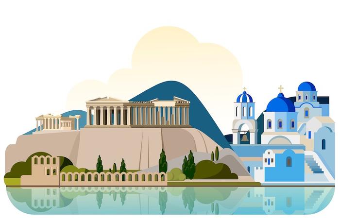 اخذ اقامت یونان از طریق خرید ملک