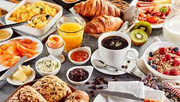 معروف ترین صبحانه های دنیا