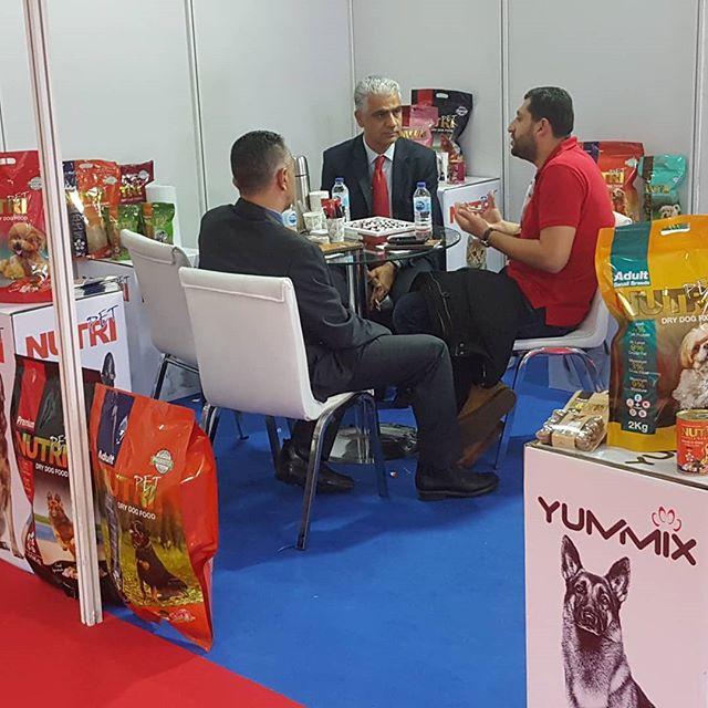 نمایشگاه پت زو استانبول ترکیه ۲۰۱۹