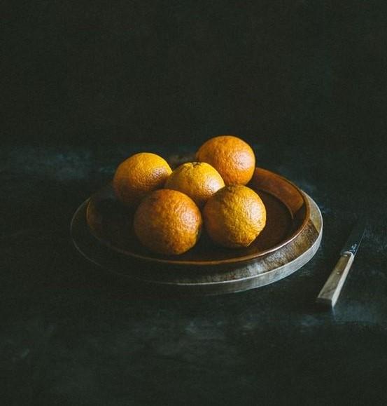 نارنجهای روزهای بارانی
