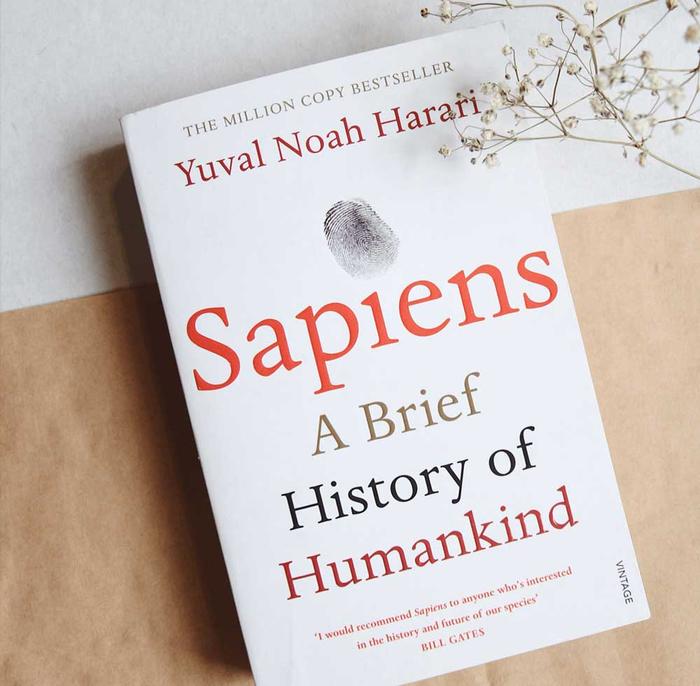 کتاب انسان خردمند اثر یووال نوح هراری