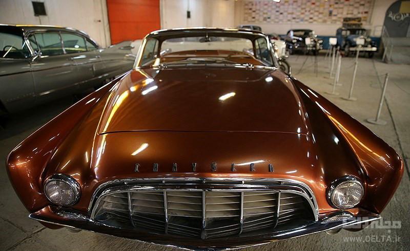 موزه خودروهای تاریخی ایران