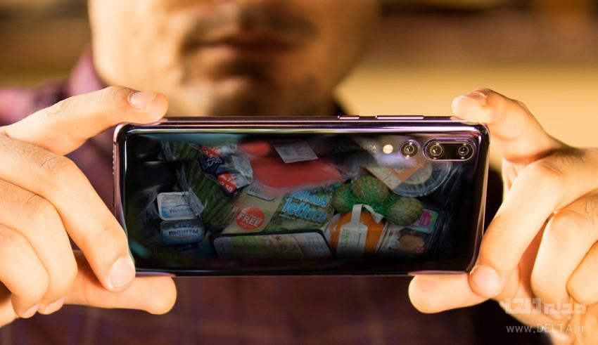 تشخیص مواد غذایی سالم با موبایل