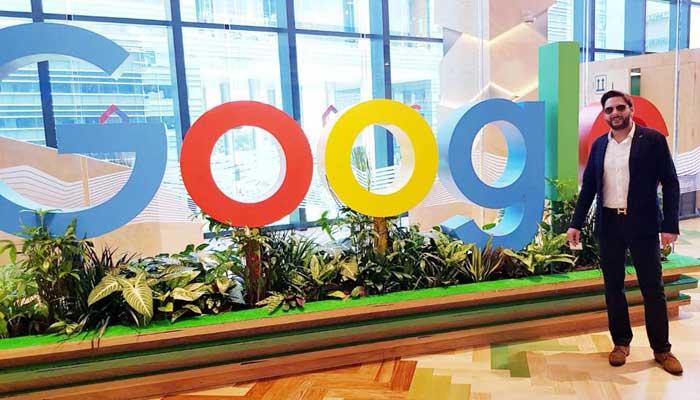 رقص گوگل چیست؟