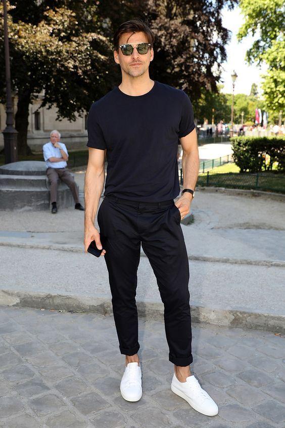 7 نکته کاربردی و مهم در پوشیدن تی شرت مردانه