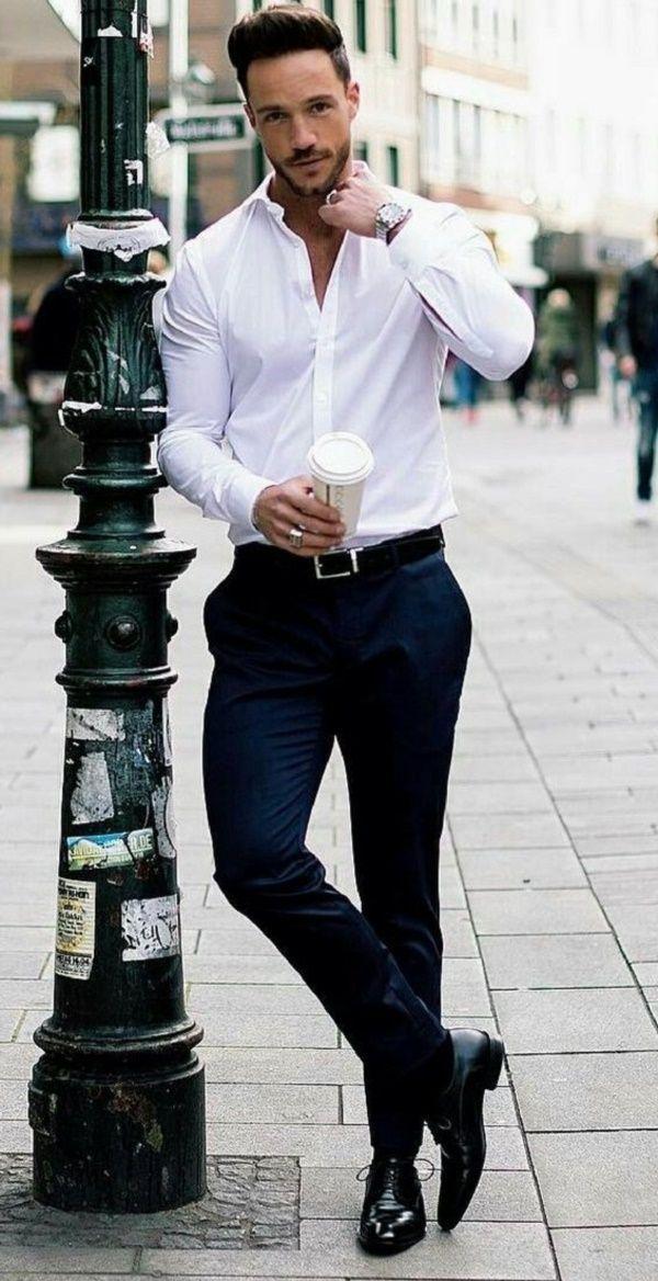 7 راز انتخاب یک پیراهن مردانه