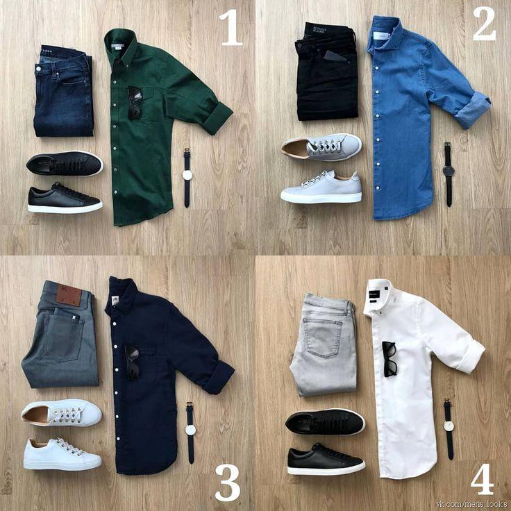 5 لباس الزامی برای همه آقایان