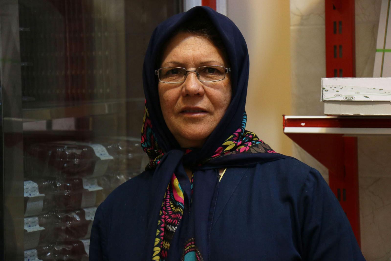 زنان کارآفرین باسلامی در روستاهای اصفهان