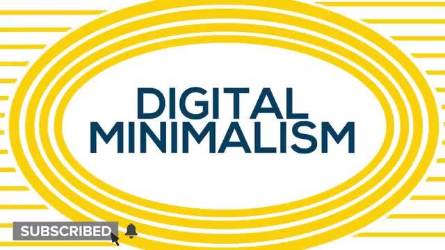 """خلاصه کتاب """"مینیمالیسم دیجیتال"""" - قسمت آخر"""