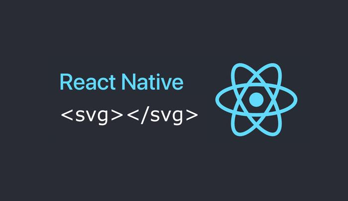 نمایش svg در react native