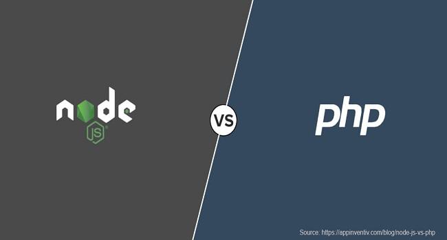 مقایسه NodeJS و PHP ، نبرد برتری و بقا !