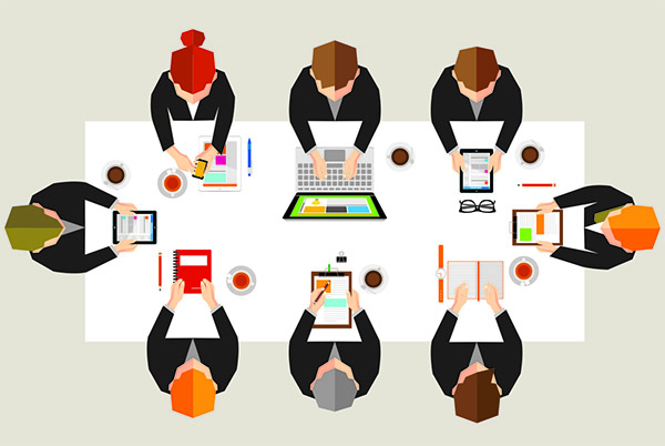 توسعه خلاقیت تیمی