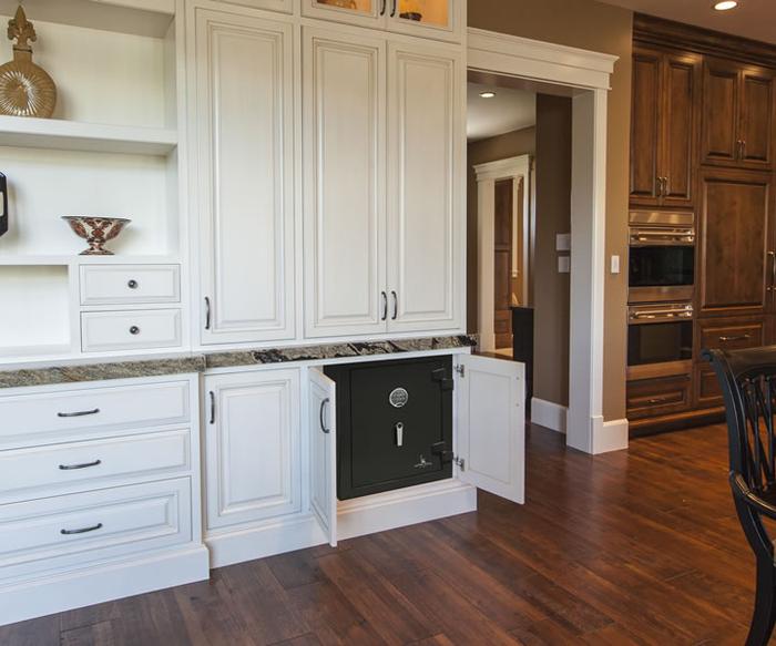 بهترین مکان برای قرار دادن گاوصندوق خانگی کجاست ؟