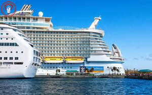 بزرگترین کشتی دنیا معروف به شهری روی آب