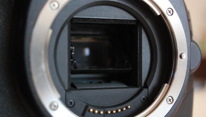 کاربرد قفل آینه در دوربینهای عکاسی