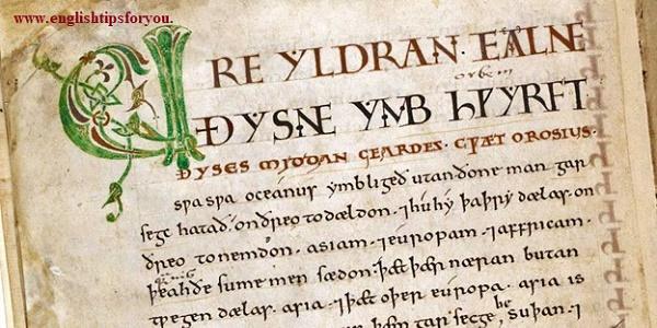 تاریخچه زبان انگلیسی The History of the English language