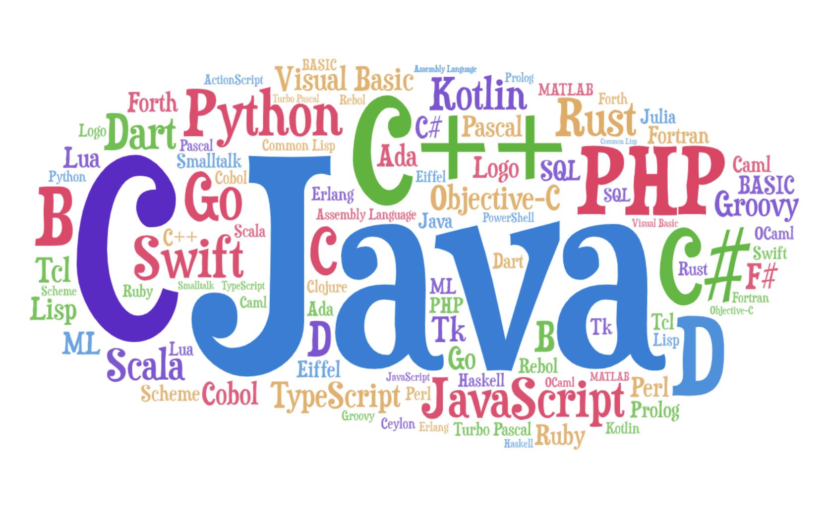 برنامه نویسی را با چه زبانی شروع کنیم ؟