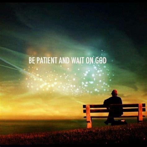 آرام باش و به خدا توکل کن