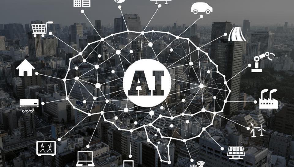 ساختار سازمانی شرکت ها مبتنی بر AI