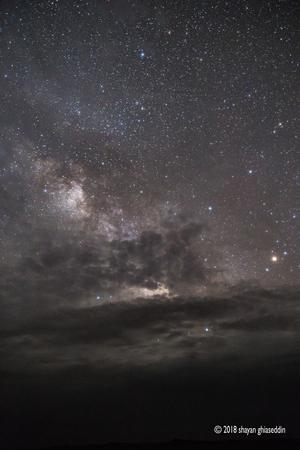 آموزش ویرایش عکس، قسمت دوم: مناظر آسمان شب