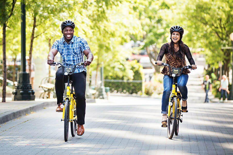 بررسی سرویس به اشتراک گذاری دوچرخه اوفو (Ofo)