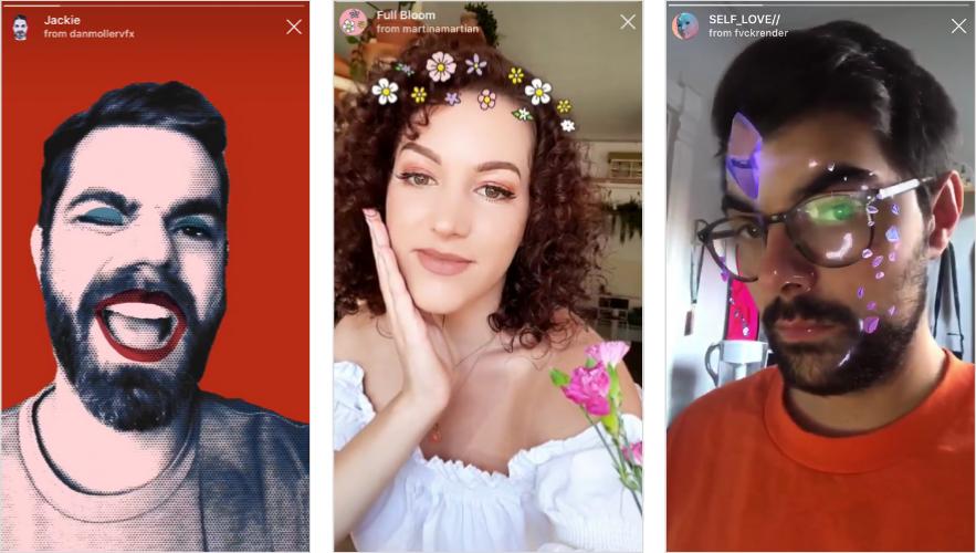 چگونه یک فیلتر چهره برای اینستاگرام بسازیم؟