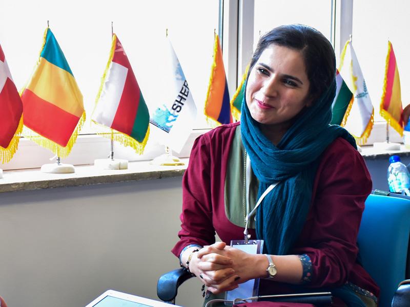 گفتگو با دکتر مهرناز انتصاری، دکترای ژنتیک مولکولی و بنیانگذار یک شرکت دانشبنیان در زمینه کشت بافت
