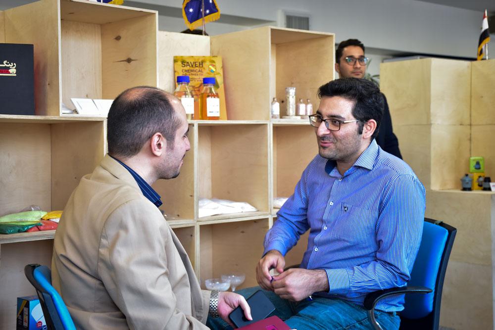 گفتگو با دکتر میثم رضایی، مسؤول دفتر دستیاری سازمان نظام پزشکی در حاشیه مدلین
