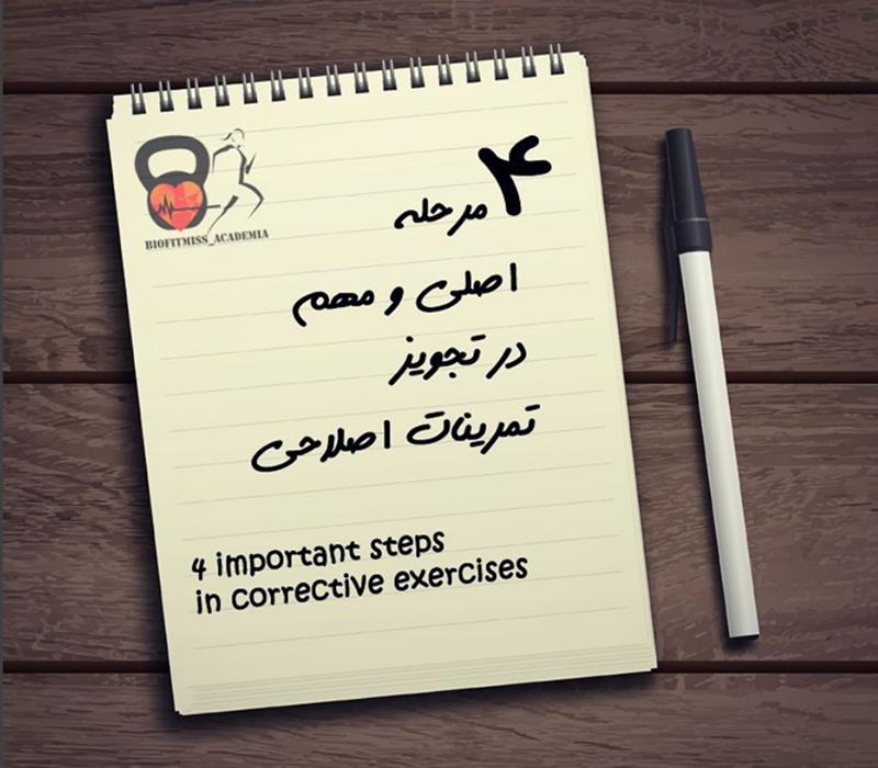 اصول تجویز تمرینات اصلاحی برای ناهنجاری های اسکلتی عضلانی