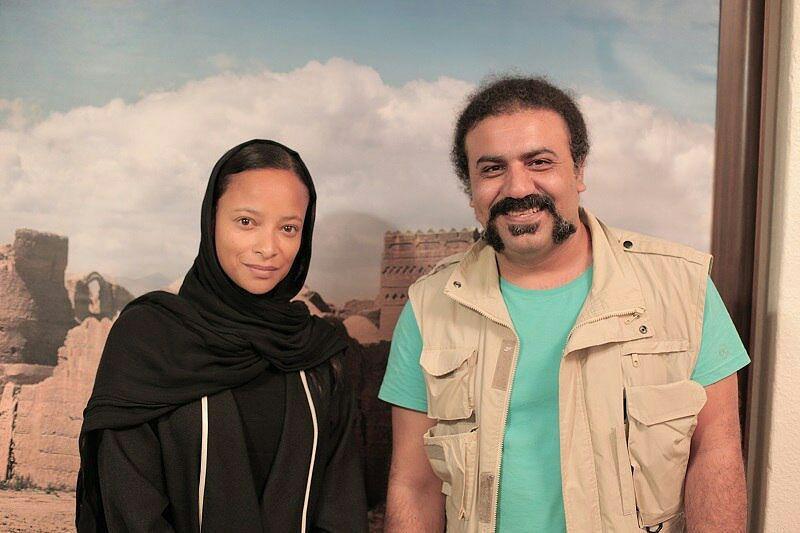 مرد هزار چهره این بار در تهران رویت شد