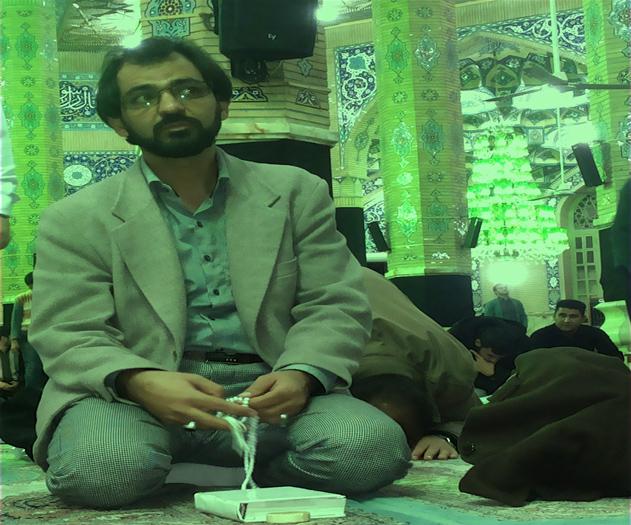 امیرمحسن سلطان احمدی