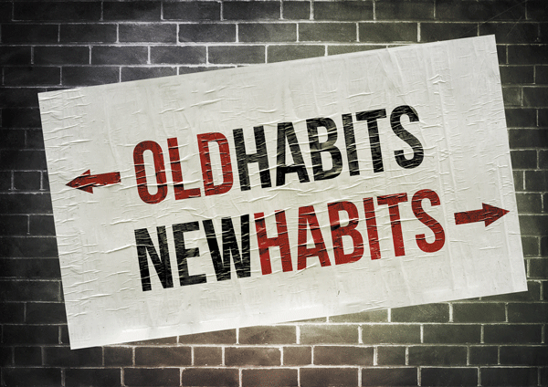 عادتهای خوب و عادتهای بد