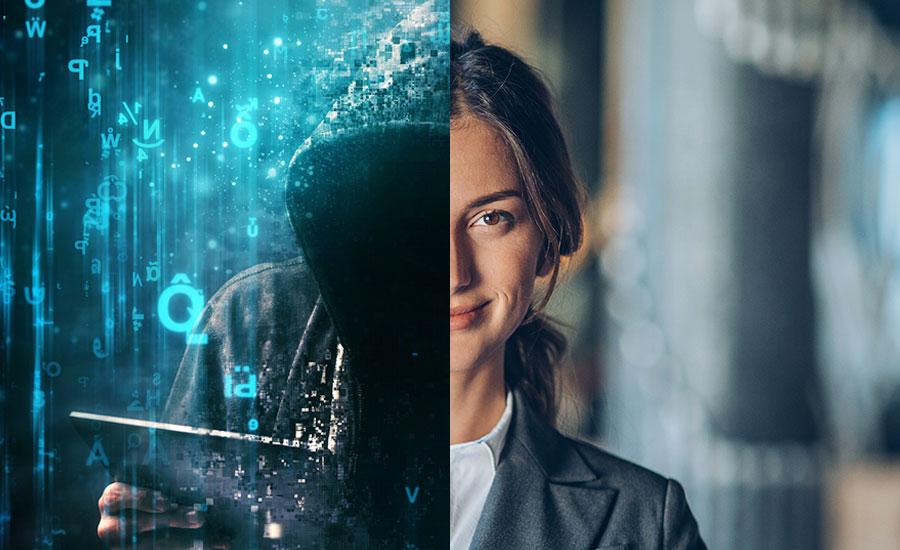 ۲۴ درصد فعالیت در شاخه امنیت سایبری در اختیار زنان قرار دارد!