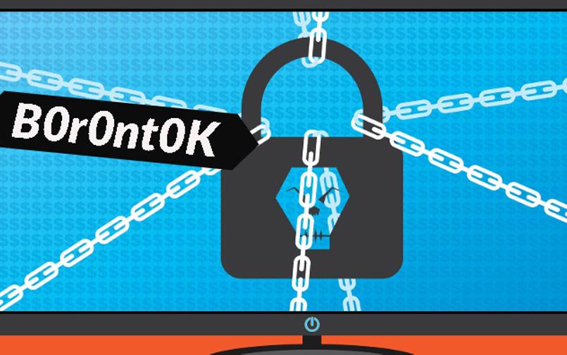 رمزگذاری سرورهای لینوکسی توسط باجافزار B0r0nt0K