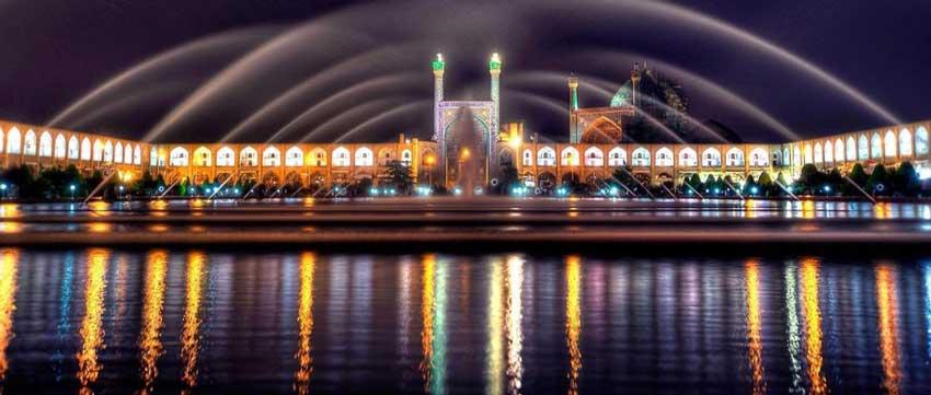 اصفهان، شهر توریستی ایران