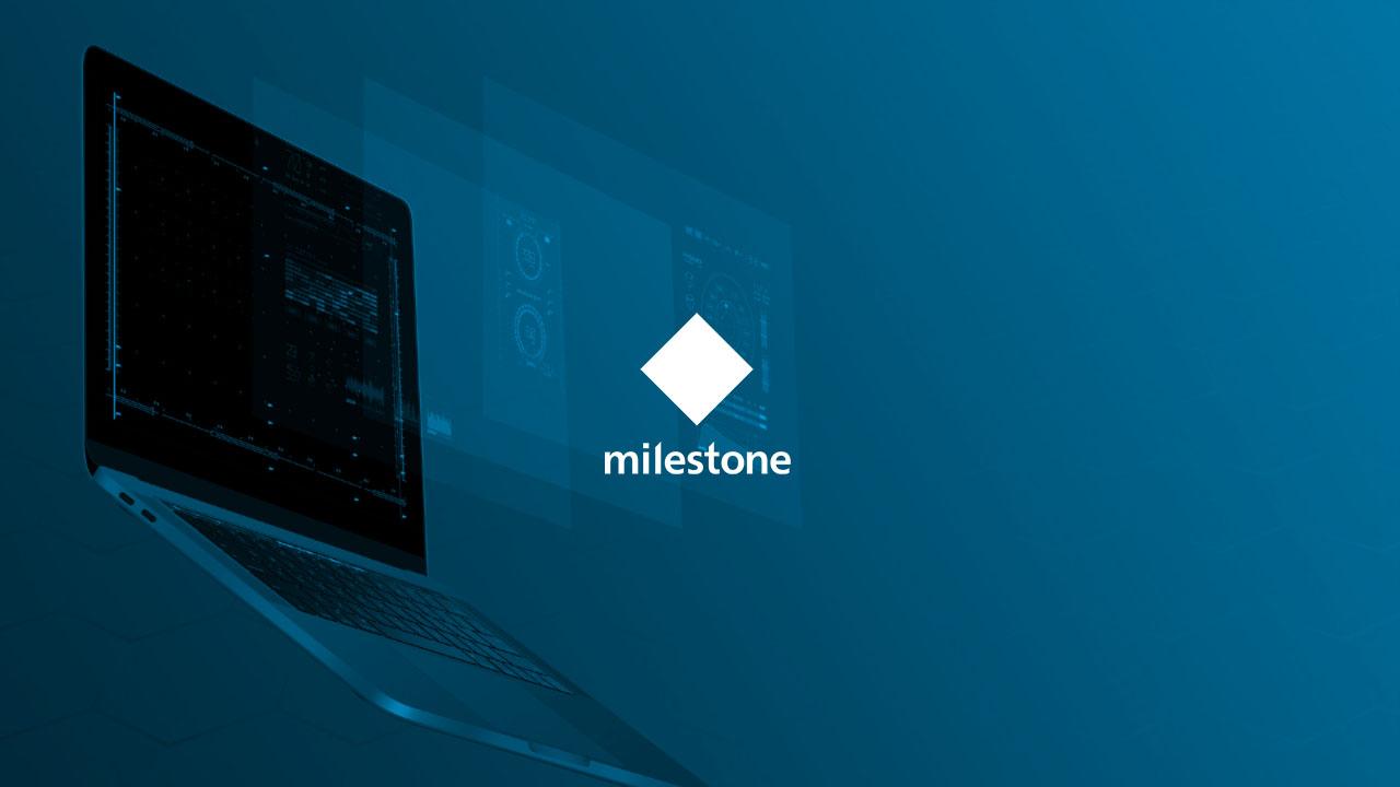 نرم افزار و لایسنس رایگان مایلستون Milestone+آموزش