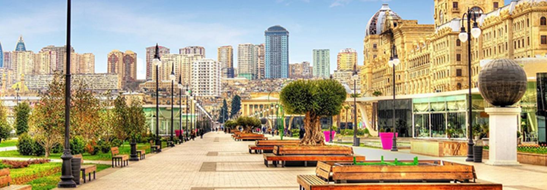 با شهر قدیمی باکو بیشتر آشنا شوید.