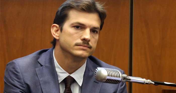 اشتون کوچر در دادگاه قتل دوست دخترش شهادت می دهد
