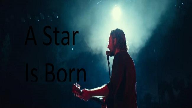 پوستر فیلم ستارهای متولد میشود
